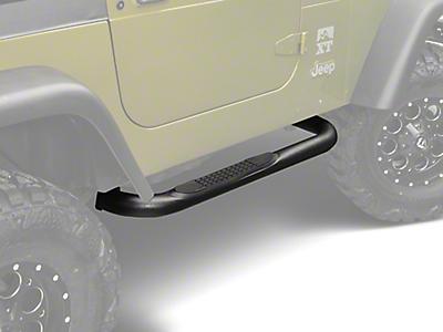 Jeep Running Boards & Side Steps 1987-1995 YJ