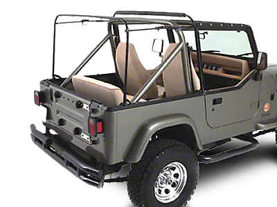 Soft Top Accessories<br />('87-'95 Wrangler)