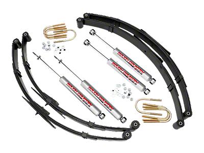 """1-2.5"""" Lift Kits<br />('87-'95 Wrangler)"""